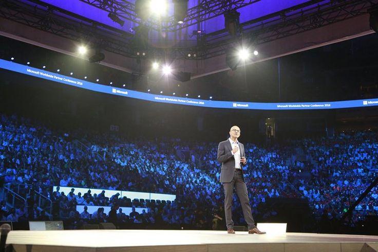 Dzień 2 - Microsoft Worldwide Partner Conference 2016 -   Drugiego dnia Worldwide Partner Conference firma Microsoft ogłosiła innowacje technologiczne, które otwierają nowe możliwości biznesowe dla partnerów.  Jednym z głównych tematów drugiego dnia konferencji tematów była, zaplanowana na 2 sierpnia 2016 roku aktualizacja Windows 10 Anniversary Update... http://ceo.com.pl/dzien-2-microsoft-worldwide-partner-conference-2016