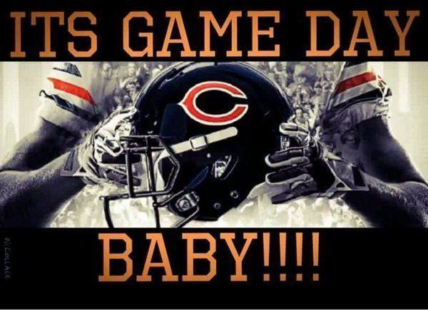 Pin By Joyce Vanduzer On Sports Chicago Bears Logo Chicago Bears Game Chicago Bears Wallpaper