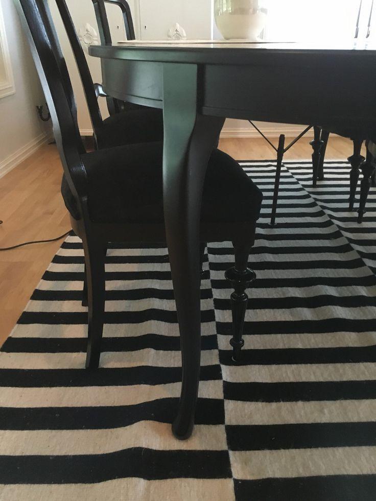 FINN – Biedermeier stoler og K A Roos bord