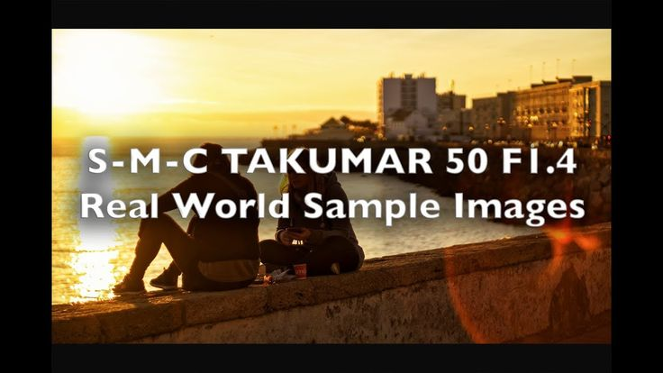 S-M-C Takumar 50mm F1.4 @ 1.4 Real World Sample Images