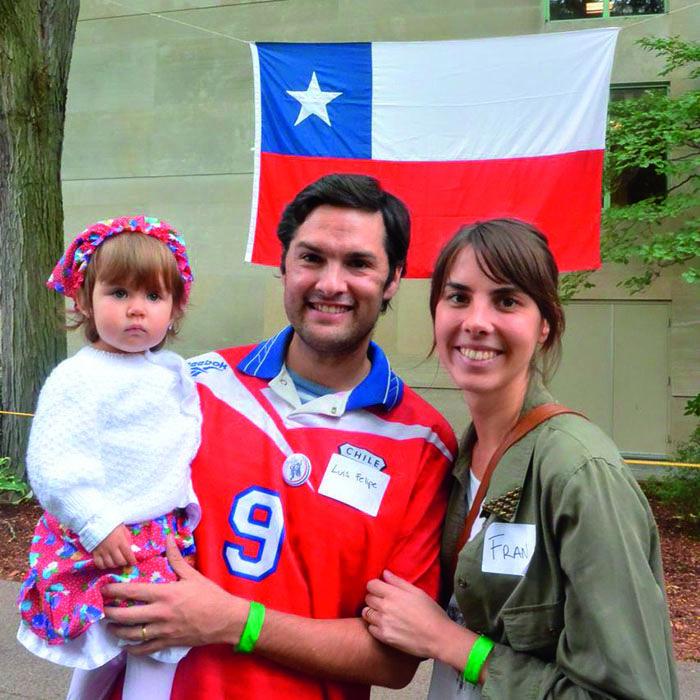 chilenos, gente de chile, chilean people, familia chilena