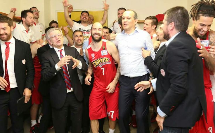 Spanoulis olympiacos bc champions 2016