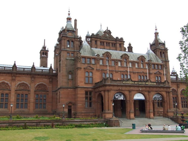 Glasgow, Scotland...kind of industrial, but great met great people there