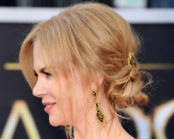 best moo bajo despeinado ideas on pinterest peinados formales sueltos updo linda and peinados de pelo corto despeinado