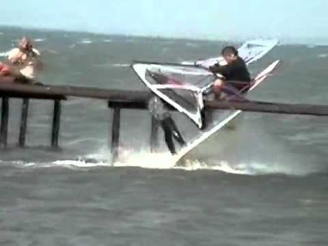 Epic Windsurf Fail!