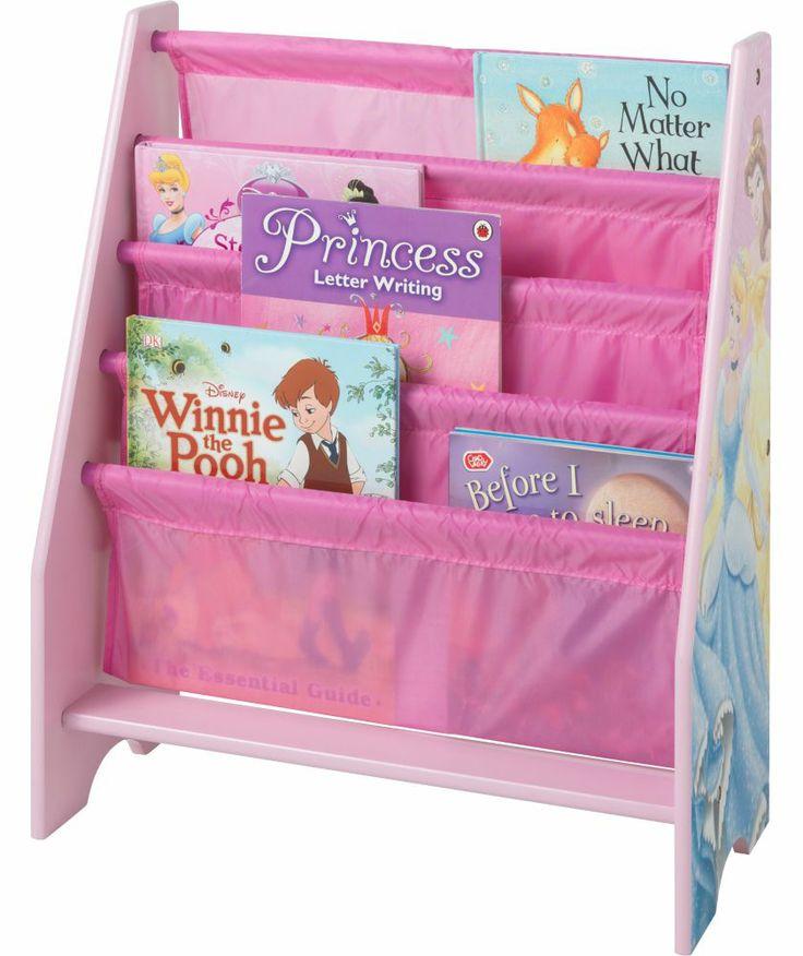 Buy Disney Princess Sling Bookcase At Argos.co.uk   Your Online Shop For