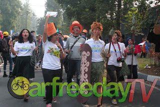 Dago Car Free Day - Komunitas AIESEC | Komunitas CarfreedayTV