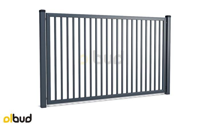 segment ogrodzeniowy palisada pp002