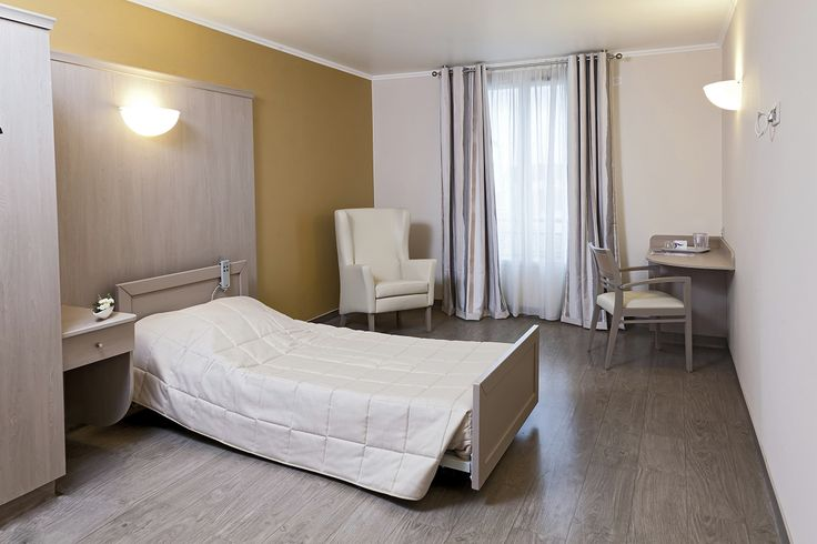 Résidence La Garenne Colombes - Wellness & Care - Alzheimer & Contract - Chambre