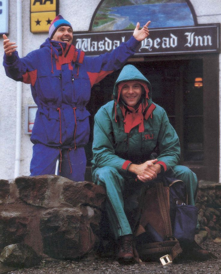 Our founders John Hunt and Simon Wright.