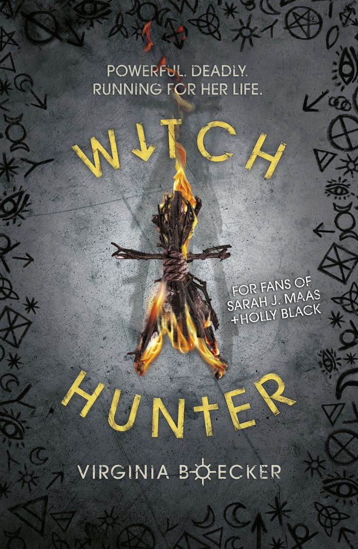 Witch Hunter by Virginia Boecker | Paperback: 368 pages | Publisher: Hodder & Stoughton (September 1, 2015)