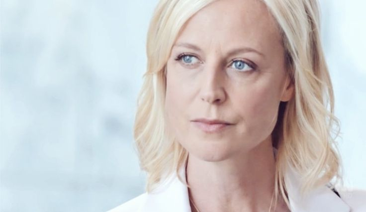 Marta Dusseldorp as Janet King ❤️ Bianking ❤️
