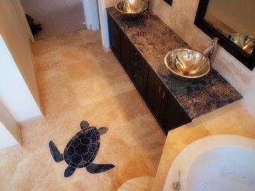 Best Bathroom Decor Images On Pinterest Sea Turtles Bathroom - Turtle bathroom decor for small bathroom ideas