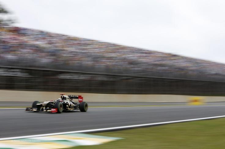 GP - Interlagos Kimi Raikkonen