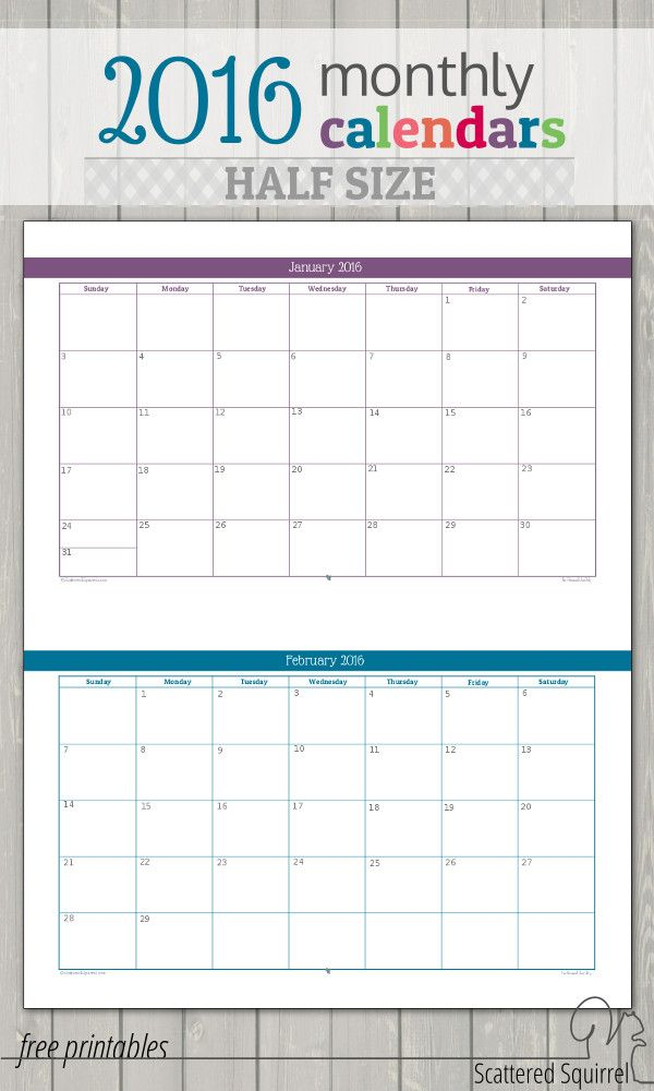 Monthly Organizing Calendar : Best images about paper organizing on pinterest