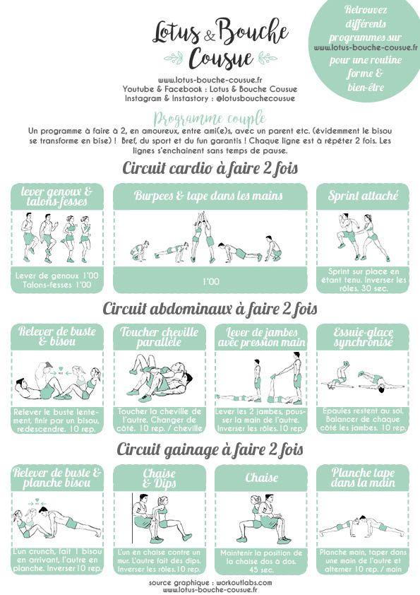Épinglé sur Fitness