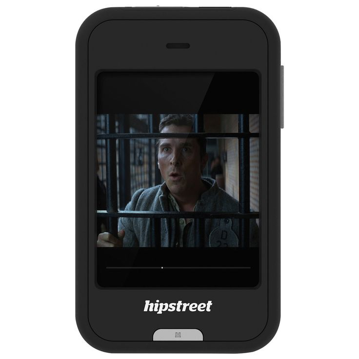 Hipstreet Phoenix 8GB Portable Media Player (HS-2410-8GB) - Black : MP3 Players - Best Buy Canada