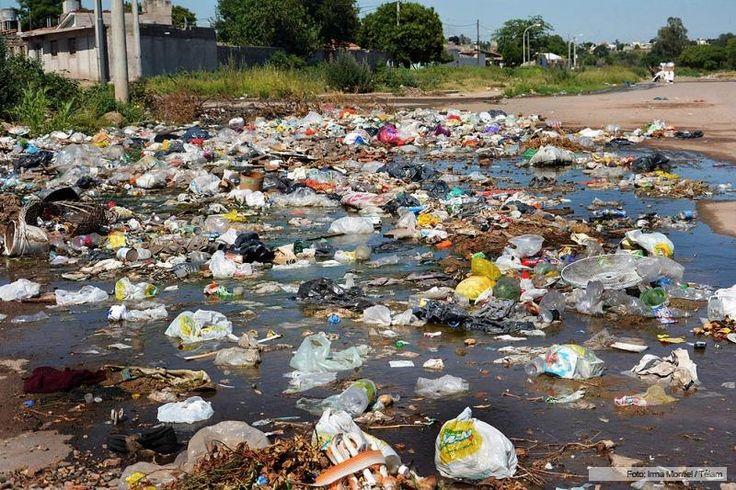Buenos Aires - contaminacion urbana