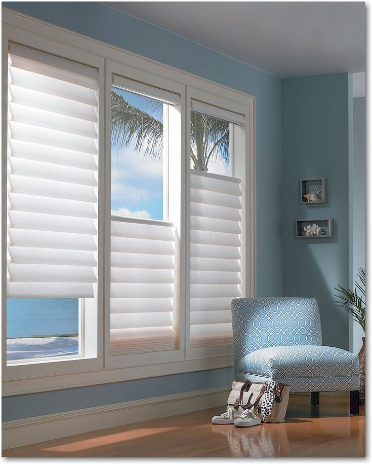 Top down bottoms up white roman shade wall paper and for White shades for windows