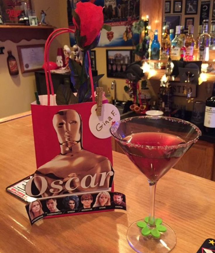 Swag bag oscar party party themes amp ideas pinterest swag bags