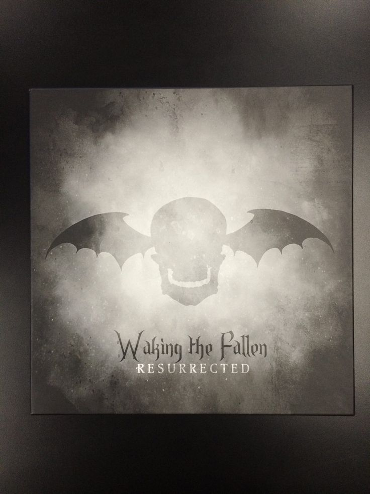 Caja De Edicion Limitada Waking The Fallen Resurrected Waking