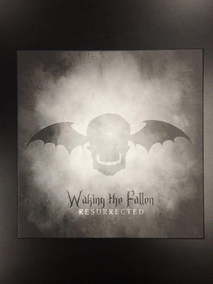 Caja de edición limitada Waking the Fallen: Resurrected