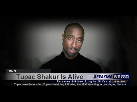 2Pac Is Alive (New December 2016 Song)
