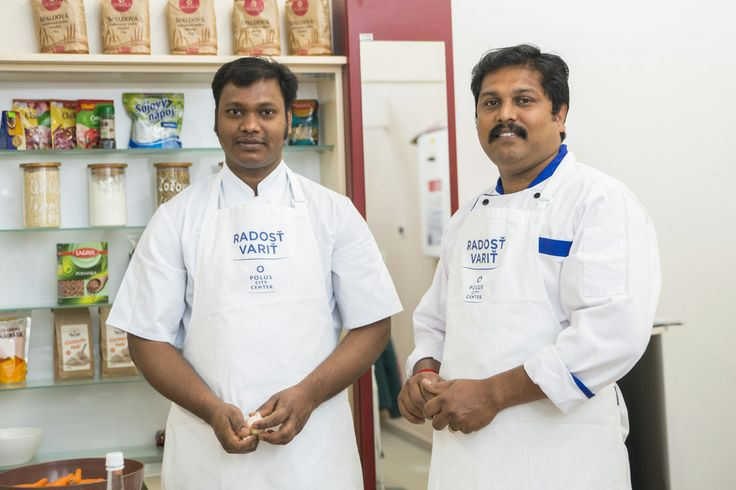 Indickí ajurvédski kuchári z Ganesh Utsav