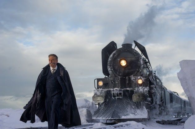 Murder On The Orient Express : Μπορεί να είναι γνωστή η ιστορία, αλλά ποιος θα αντισταθεί να περάσει 2 ώρες, με μια υπερπαραγωγή και ένα εντυπωσιακό cast ηθοποιών;  #movie #film #AgathaCristie #remake #cinema #fragilemagGR  http://fragilemag.gr/eglima-sto-orient-express/