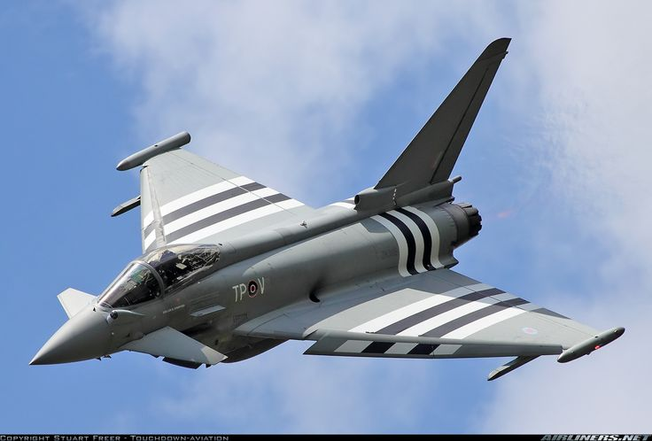 Photos: Eurofighter EF-2000 Typhoon FGR4 Aircraft Pictures | Airliners.net
