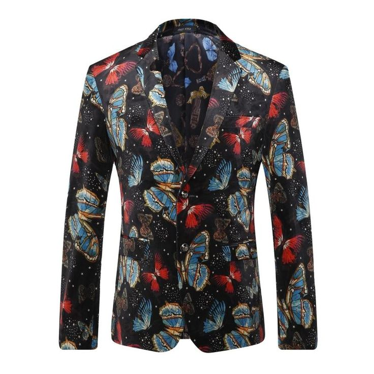 Mens Blazers New Arrivals 2016 Print Blazer For Men Butterfly Pattern British Style Suit Fashion Wedding Dress Prom Jacket Q203     Tag a friend who would love this!     FREE Shipping Worldwide     Get it here ---> https://ihappyshop.com/mens-blazers-new-arrivals-2016-print-blazer-for-men-butterfly-pattern-british-style-suit-fashion-wedding-dress-prom-jacket-q203/
