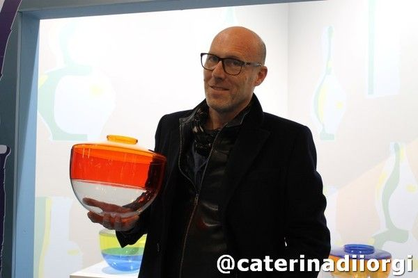 Salone 2013    Christophe Pillet per Kartell, la video intervista   Post by Design
