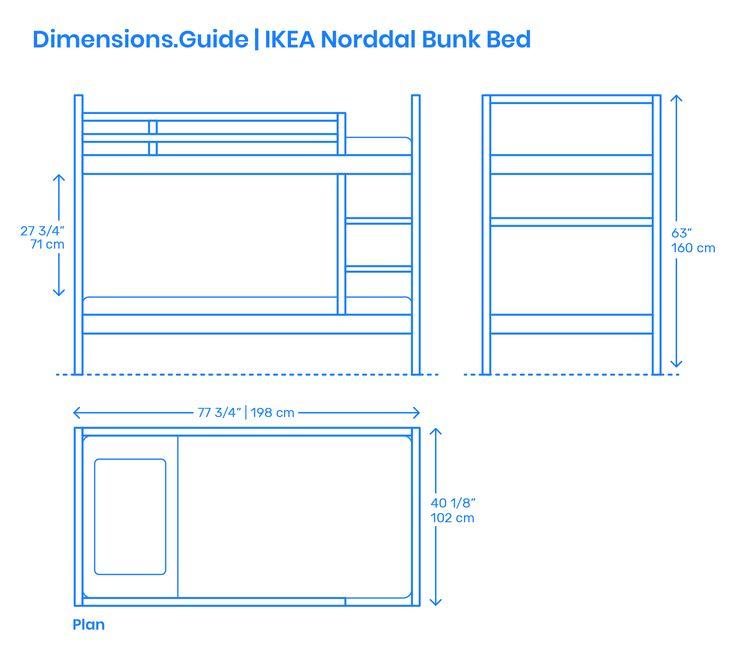 Mattress size guide IKEA