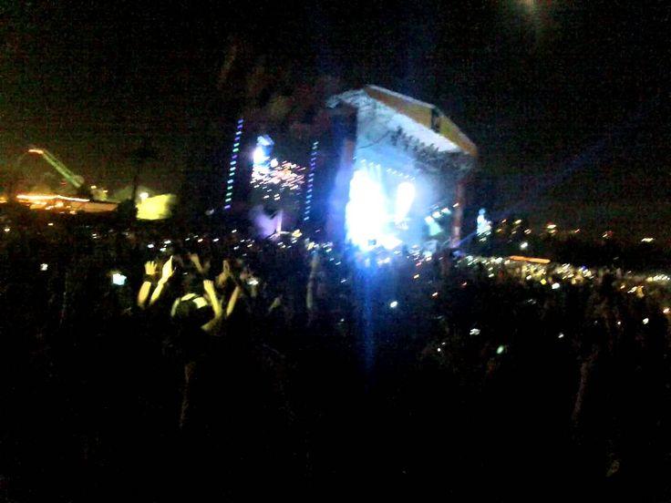 Stan - Eminem (Lollapalooza Chile 2016)