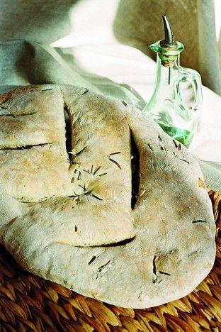 Fougasse et pain pour fondue - Larousse Cuisine