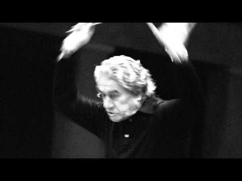 Brahms Symphony No. 4 in E minor, Op. 98 Münchner Philharmoniker Sergiu Celibidache