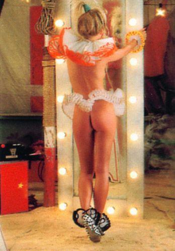 "Terri Lynn Doss  Clown   fleshofsummerspast:Terri Lynn Doss, Playboy's Miss July 1988""Circus ..."