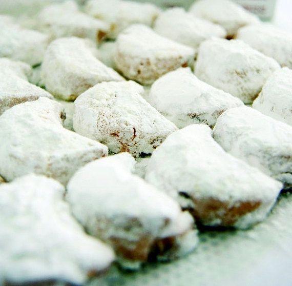 Kavala Cookies  Kurabiye Greek Traditional Sugar Cookie by Armenos