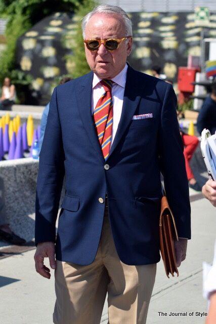 Mr Bob Prenner Of Ben Silver Charleston My Take On Ivy