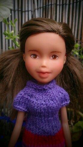 Kislany Rescue Dolls OOAK Bespoke Bratz upcycled made-under repaint handmade clothes