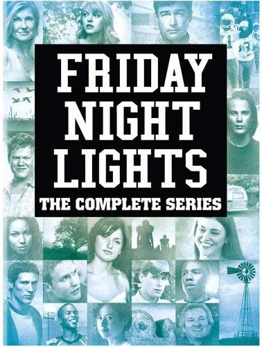 Today Only: Friday Night Lights The Complete Series Only $36.49! Lowest Price!