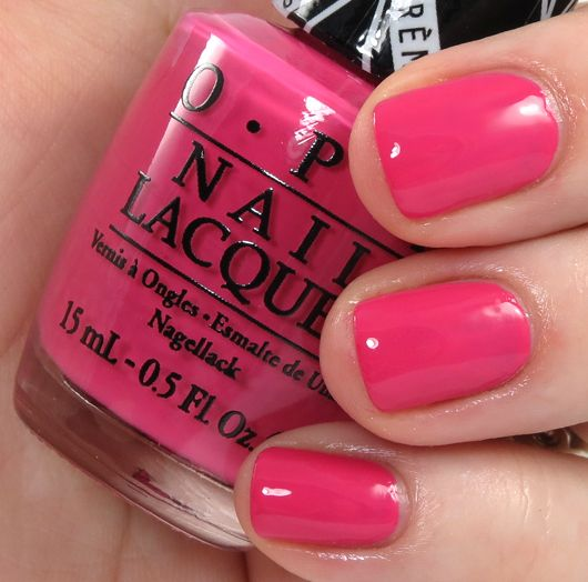 OPI Gwen Stefani Collection Review, Photos, Swatches -- Hey Baby