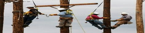 Lineman is a great career but to get an apprentice lineman jobs you must first start as an apprentice lineman and it will take four years.