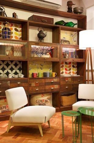 Mostra de decoração leva reaproveitamento de materiais ao Rio - Terra Brasil