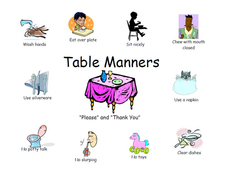 1000 images about table manners on pinterest bmw
