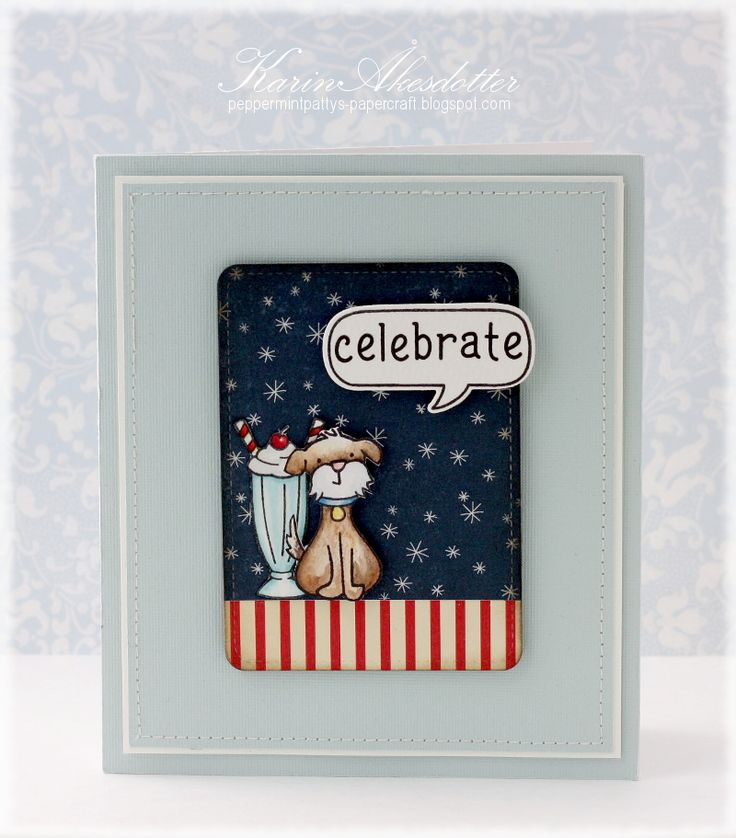 Peppermint Patty's Papercraft: Lawnscaping # 84 Stars and/or Stripes