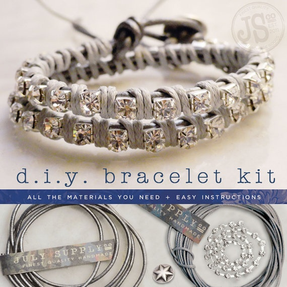 diy bracelet kit - I need someone to make this for me