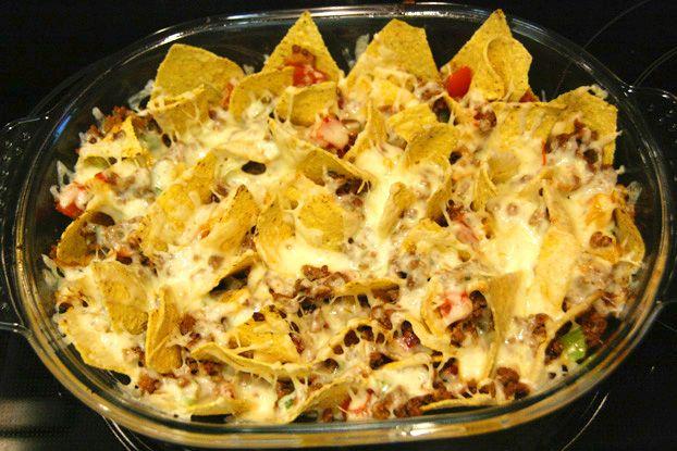 Taco-Auflauf (Mexican Recipes Tacos)