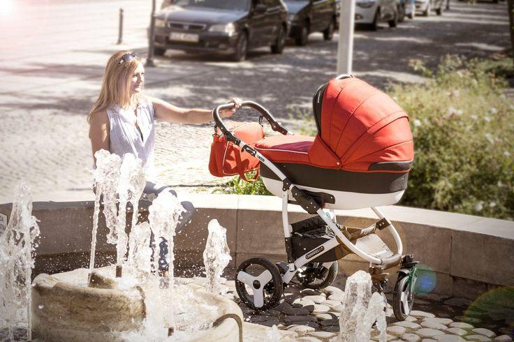 Детские коляски польского производителя Camarelo #camarelocareranew, #babystroller, #детскаяколяска