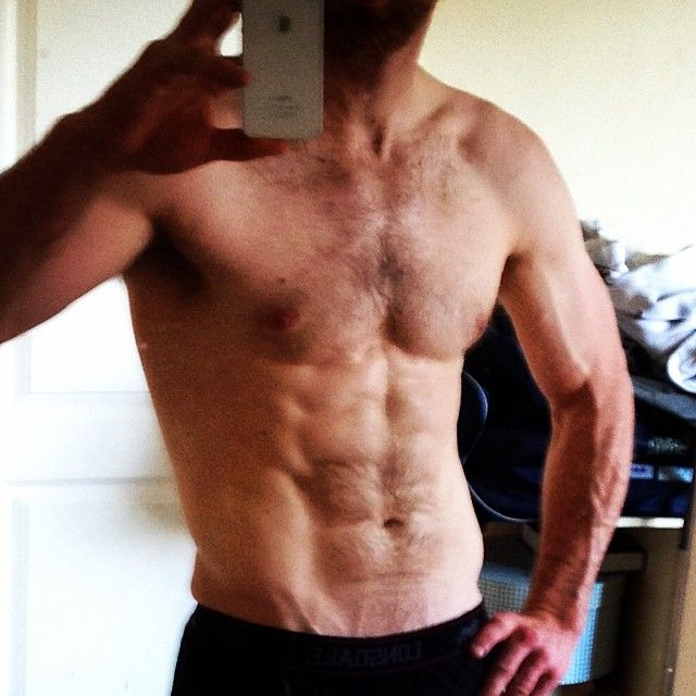 Client matt at the end of his Diet Plan. More info at weddingdietplan.co.uk